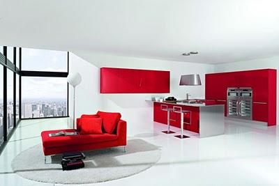 Reformas en madrid for Colores de muebles modernos