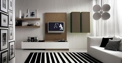 Reformas en madrid enero 2011 for Mobiliario salon moderno